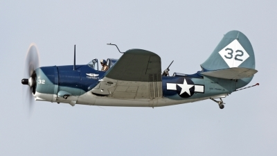 Photo ID 211170 by David F. Brown. Private Commemorative Air Force Curtiss SB2C 5 Helldiver, NX92879