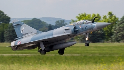 Photo ID 211166 by Adrian Stürmer. France Air Force Dassault Mirage 2000C, 124