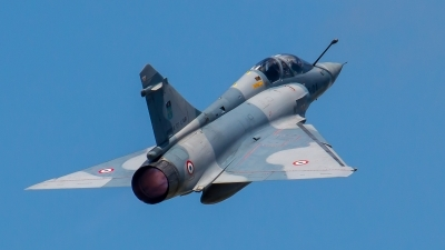 Photo ID 211195 by Adrian Stürmer. France Air Force Dassault Mirage 2000B, 524