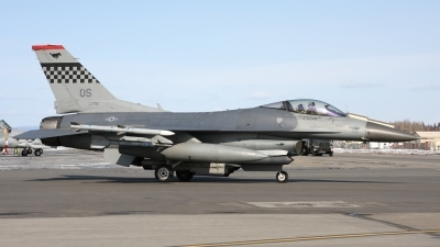 Photo ID 24647 by Karl Drage. USA Air Force General Dynamics F 16C Fighting Falcon, 90 0775