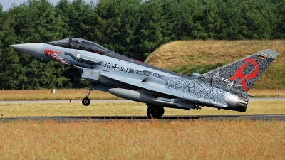 Photo ID 211394 by Rainer Mueller. Germany Air Force Eurofighter EF 2000 Typhoon S, 30 90