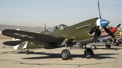 Photo ID 211211 by W.A.Kazior. Private Private Curtiss P 40N Warhawk, NL49FG