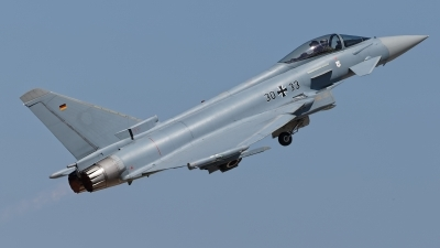 Photo ID 211257 by Rainer Mueller. Germany Air Force Eurofighter EF 2000 Typhoon S, 30 33