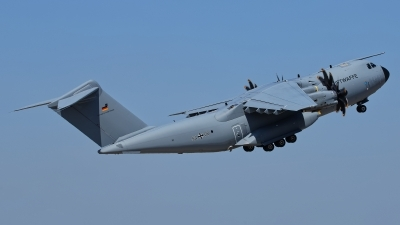 Photo ID 211250 by Rainer Mueller. Germany Air Force Airbus A400M Atlas, 54 08