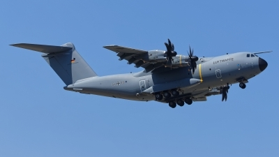 Photo ID 211249 by Rainer Mueller. Germany Air Force Airbus A400M Atlas, 54 08