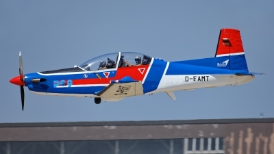 Photo ID 211234 by Rainer Mueller. Company Owned E I S Aircraft GmbH Pilatus PC 9B, D FAMT