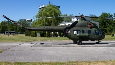 Photo ID 211319 by Alfred Koning. Poland Army Mil Mi 2URP G, 7840