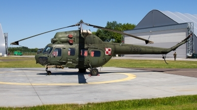 Photo ID 211284 by Alfred Koning. Poland Army Mil Mi 2URP G, 7339