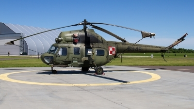 Photo ID 211283 by Alfred Koning. Poland Army Mil Mi 2URP G, 6946
