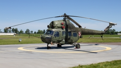 Photo ID 211285 by Alfred Koning. Poland Army Mil Mi 2URP G, 8220