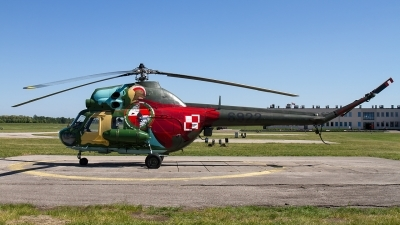 Photo ID 211219 by Alfred Koning. Poland Army Mil Mi 2URP G, 6922