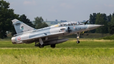 Photo ID 211243 by Adrian Stürmer. France Air Force Dassault Mirage 2000B, 524