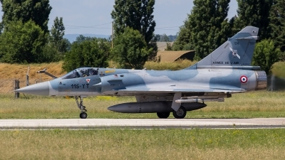 Photo ID 211241 by Adrian Stürmer. France Air Force Dassault Mirage 2000C, 124