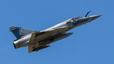 Photo ID 211240 by Adrian Stürmer. France Air Force Dassault Mirage 2000C, 124