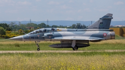Photo ID 211239 by Adrian Stürmer. France Air Force Dassault Mirage 2000B, 524