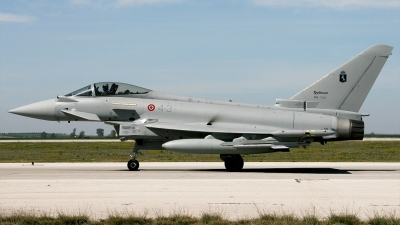Photo ID 211235 by F. Javier Sánchez Gómez. Italy Air Force Eurofighter F 2000A Typhoon EF 2000S, MM7287