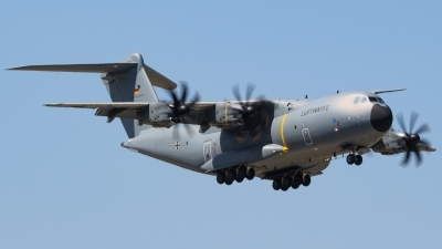 Photo ID 211282 by Justin Jundel. Germany Air Force Airbus A400M Atlas, 54 14