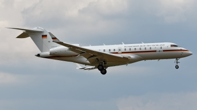 Photo ID 211279 by Rainer Mueller. Germany Air Force Bombardier BD 700 1A11 Global 5000, 14 02