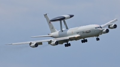 Photo ID 211278 by Rainer Mueller. Luxembourg NATO Boeing E 3A Sentry 707 300, LX N90447