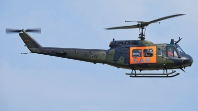 Photo ID 211387 by Rainer Mueller. Germany Air Force Bell UH 1D Iroquois 205, 70 89