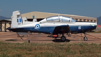 Photo ID 211267 by Carl Brent. Greece Air Force Raytheon T 6A Texan II, 017