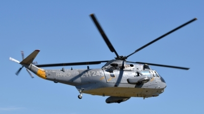 Photo ID 211265 by Martin Otero. Argentina Navy Sikorsky UH 3H Sea King, 0884