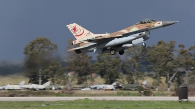 Photo ID 211288 by Stamatis Alipasalis. Israel Air Force General Dynamics F 16C Fighting Falcon, 345