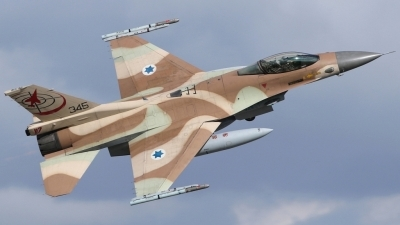 Photo ID 211287 by Stamatis Alipasalis. Israel Air Force General Dynamics F 16C Fighting Falcon, 345