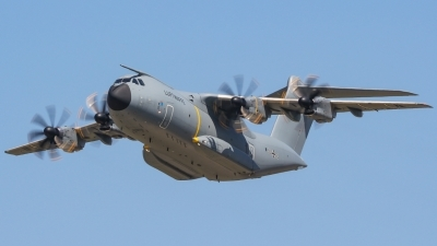 Photo ID 211355 by Justin Jundel. Germany Air Force Airbus A400M Atlas, 54 14