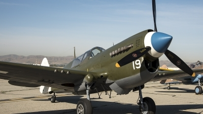 Photo ID 211522 by W.A.Kazior. Private Private Curtiss P 40N Warhawk, NL49FG