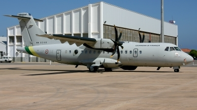 Photo ID 211335 by F. Javier Sánchez Gómez. Italy Guardia di Finanza ATR ATR 42 400MP Surveyor, MM62166