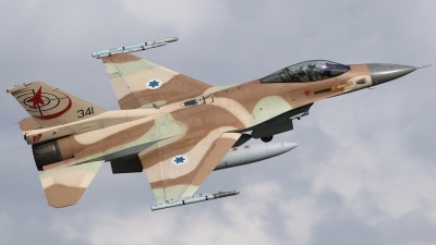 Photo ID 211359 by Stamatis Alipasalis. Israel Air Force General Dynamics F 16C Fighting Falcon, 341