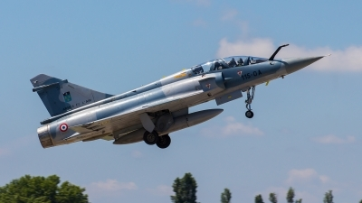 Photo ID 211440 by Adrian Stürmer. France Air Force Dassault Mirage 2000B, 524