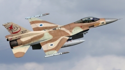 Photo ID 211404 by Stamatis Alipasalis. Israel Air Force General Dynamics F 16C Fighting Falcon, 307