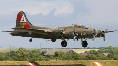 Photo ID 24691 by Zdenek Ondracek. Private Private Boeing B 17G Flying Fortress 299P, F AZDX