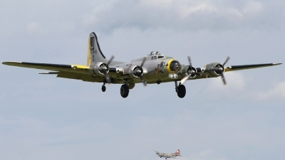 Photo ID 24685 by Zdenek Ondracek. Private Liberty Foundation Boeing B 17G Flying Fortress 299P, N390TH