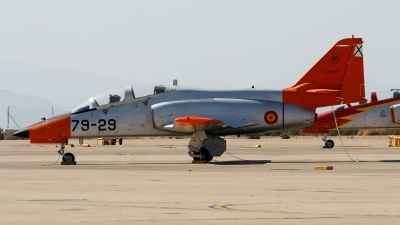 Photo ID 211661 by F. Javier Sánchez Gómez. Spain Air Force CASA C 101EB Aviojet, E 25 87