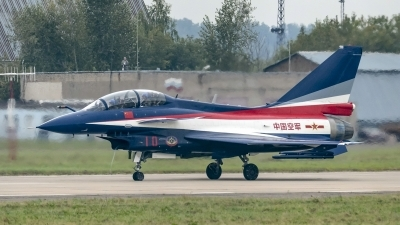 Photo ID 211474 by Martin Thoeni - Powerplanes. China Air Force Chengdu J10S, 10