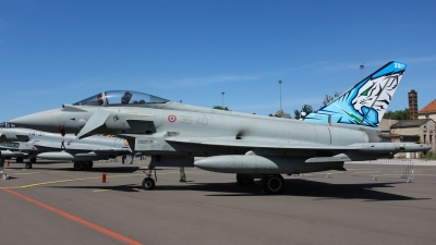 Photo ID 211515 by Justin Jundel. Italy Air Force Eurofighter F 2000A Typhoon EF 2000S, MM7322