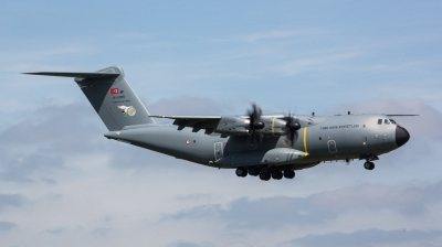 Photo ID 211504 by Doug MacDonald. Turkey Air Force Airbus A400M Atlas, 16 0055