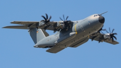 Photo ID 211482 by Justin Jundel. Germany Air Force Airbus A400M Atlas, 54 14