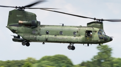 Photo ID 211533 by Kris Christiaens. Netherlands Air Force Boeing Vertol CH 47D Chinook, D 103