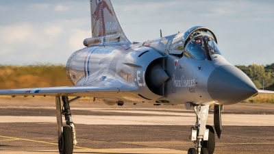 Photo ID 211532 by Kris Christiaens. France Air Force Dassault Mirage 2000 5F, 43