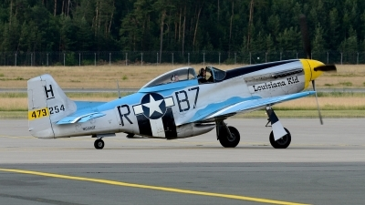 Photo ID 211534 by Günther Feniuk. Private Private North American P 51D Mustang, N6328T