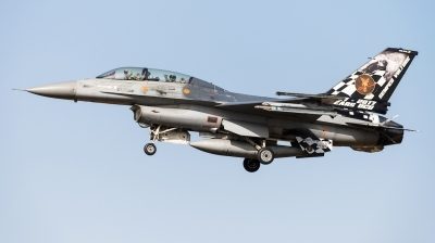 Photo ID 211539 by Kris Christiaens. Belgium Air Force General Dynamics F 16BM Fighting Falcon, FB 24