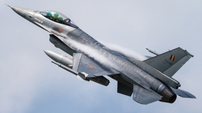 Photo ID 211540 by Kris Christiaens. Belgium Air Force General Dynamics F 16AM Fighting Falcon, FA 135