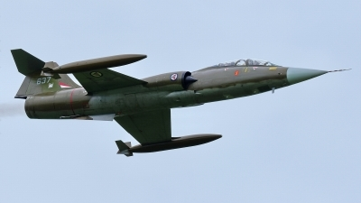 Photo ID 211548 by Rainer Mueller. Private Association Friends of Starfighter Canadair CF 104D Starfighter CL 90, LN STF