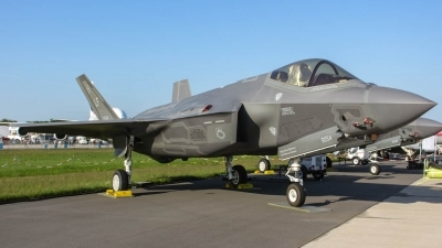 Photo ID 211562 by Justin Jundel. USA Air Force Lockheed Martin F 35A Lightning II, 12 5054