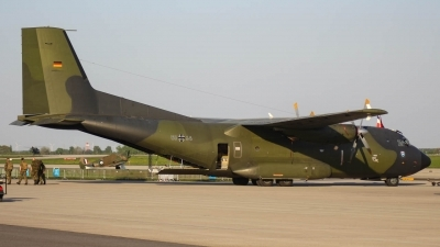 Photo ID 211590 by Justin Jundel. Germany Air Force Transport Allianz C 160D, 50 64