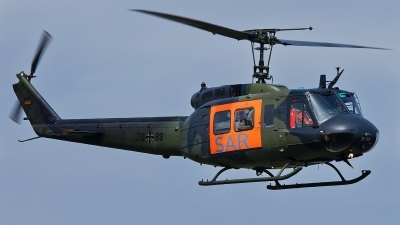 Photo ID 211659 by Rainer Mueller. Germany Air Force Bell UH 1D Iroquois 205, 70 89